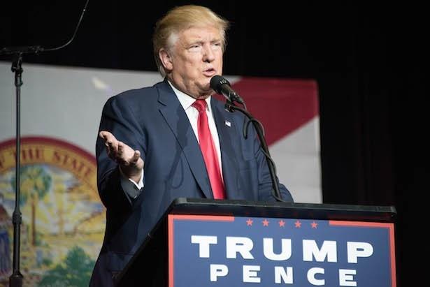トランプ米国次期大統領はシルヴェスターを評価しているという