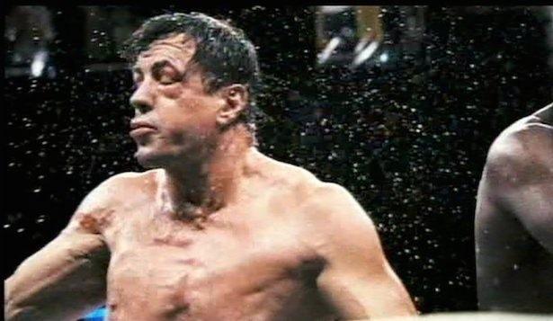 シルヴェスターは『ロッキー』シリーズで不屈のボクサーを演じ、人気を博した