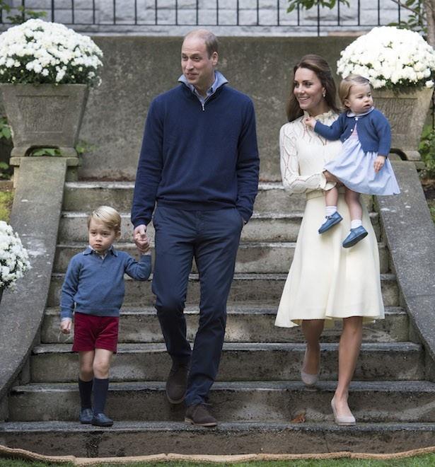 ウィリアム王子一家は、今年のクリスマスをキャサリン妃の実家で過ごすようだ