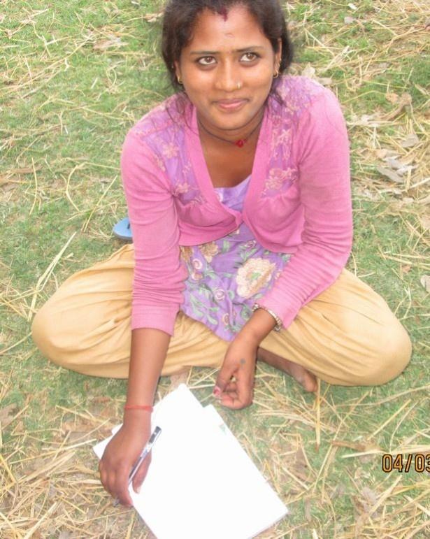 ネパールから感謝の気持ちを発信するダネシュワリ・ヤダブさんは、識字後クラス学習者