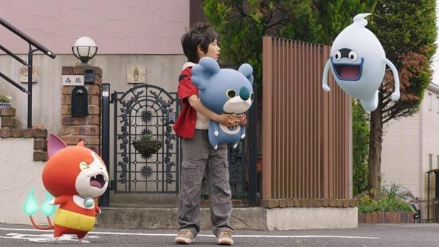 子どもたちを連れていくなら『映画 妖怪ウォッチ 空飛ぶクジラとダブル世界の大冒険だニャン!』