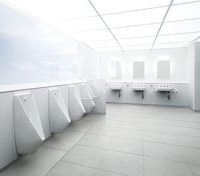 TOTOの公共トイレ「レストルーム アイテム01」