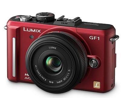 パナソニックのデジタルカメラ「パナソニック LUMIX DMC-GF1C」