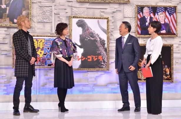 12月20日(火)放送の「池上彰が選んだ2016年 決定的瞬間!~教えてもらう前と後~」(TBS系)で、池上彰がさまざまなニュースを徹底解説!