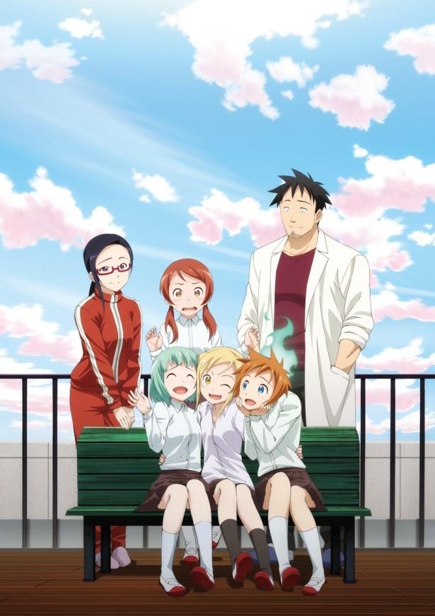 TVアニメ「亜人ちゃんは語りたい」インターネットラジオが「音泉」で配信決定!