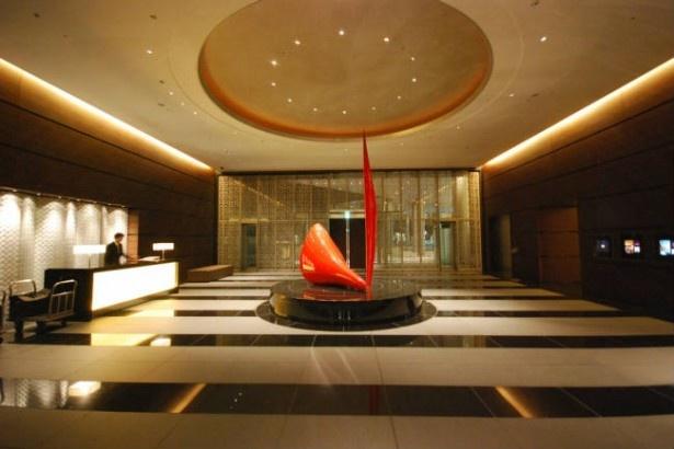 ホテル部門1位は「コンラッド東京」