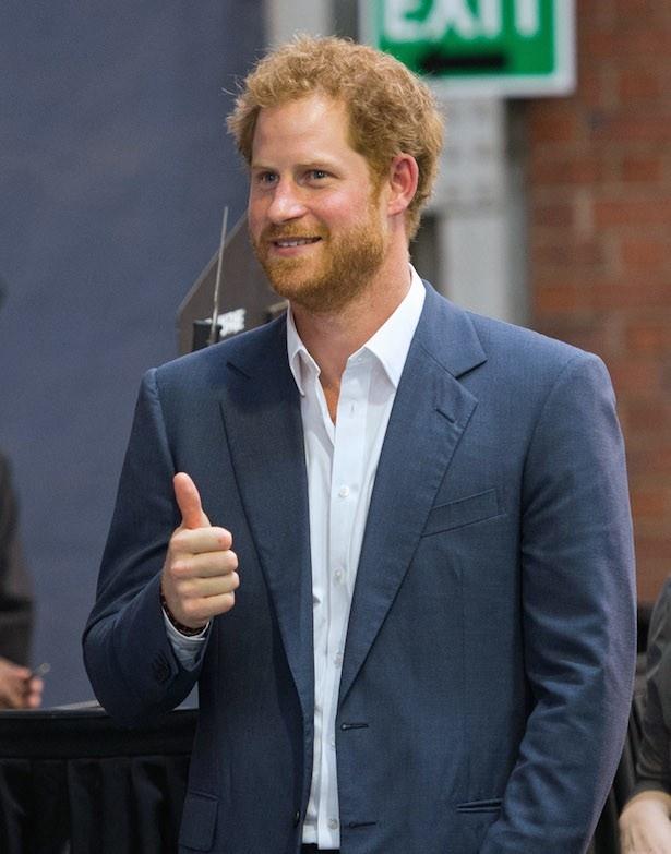 ヘンリー王子はクリスマスを王室の人々と共に過ごすという