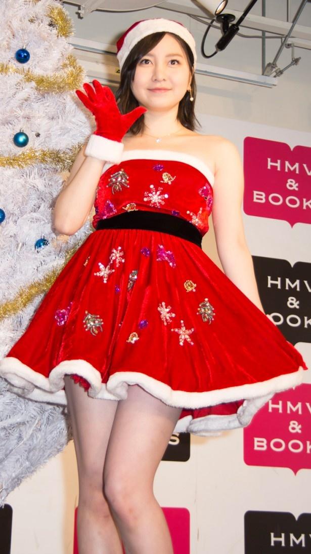 AKB時代、クリスマスとかクリスマスイブにはイベントを行っていた