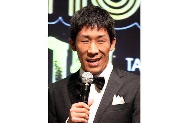 「むちゃくちゃマネしましたよ〜」と麒麟・田村さん