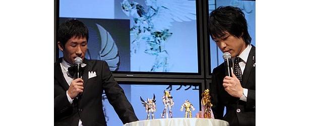 一方田村さんは「僕は家庭の事情でなかなか買えなかったですけどね(笑)」とボソリ