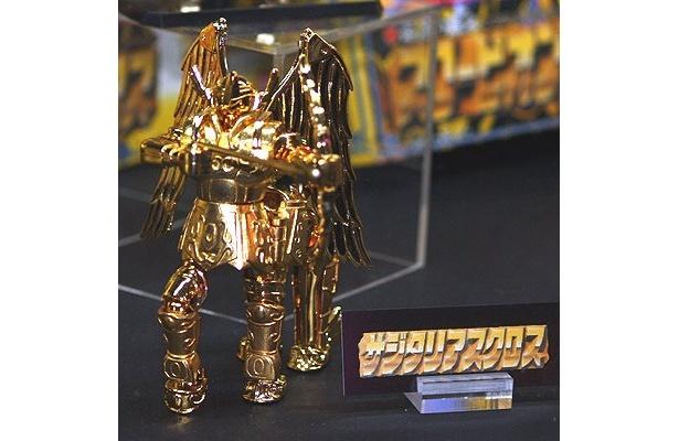 「TAMASHII NATION 2009 Autumn」では、レアなフィギュアも多数展示