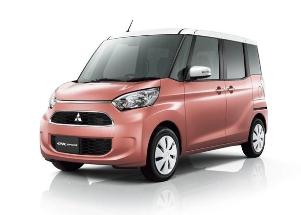 スーパーハイトワゴンタイプの軽自動車「eKスペース」1,239,840円~