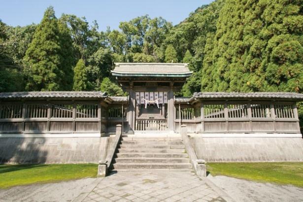 鶴嶺神社(鹿児島市・吉野町)。島津家の姫にあやかり美人祈願をしよう