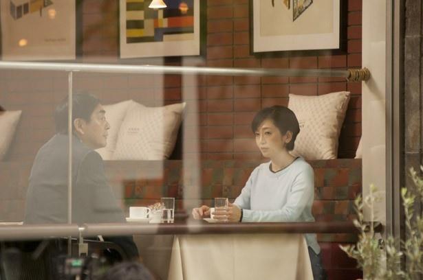 太郎は夏波から別れた妻・純子(麻生祐未)に再婚話が出ていることを聞く。そして、夏波から純子と相手の男性・尾方(菅原大吉)のことを調査するように依頼される