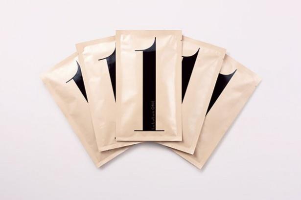 【写真を見る】ルルルン「フェイスマスク ルルルン ONE」。1枚×5包入り 1,500円