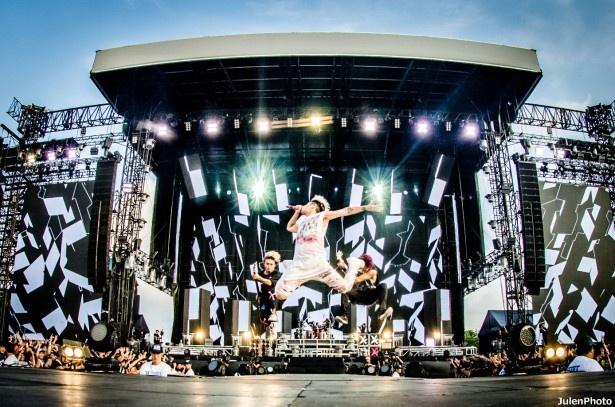 12月23日(金・祝)にWOWOWライブでONE OK ROCKの渚園ライブを再放送!