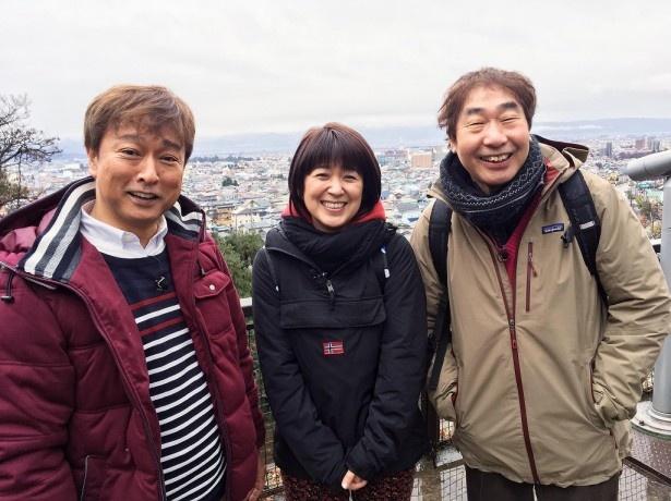 新田をマドンナに迎える今回の旅のルートは「福島・会津若松~秋田・由利本荘」に決定!
