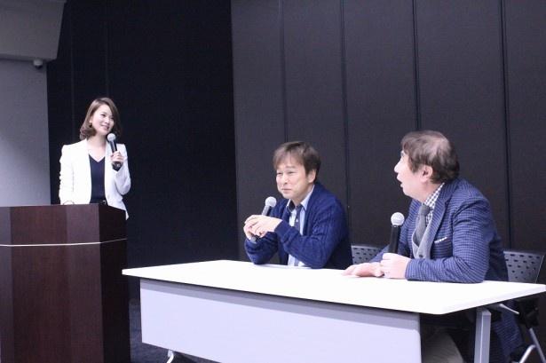 蛭子の自由発言を太川と秋元アナがフォロー!