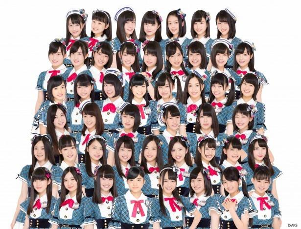 AKB48 Team8の地上波初の冠番組「AKB チーム8の ブンブン!エイト大放送」が'17年1月27日(金)にスタート