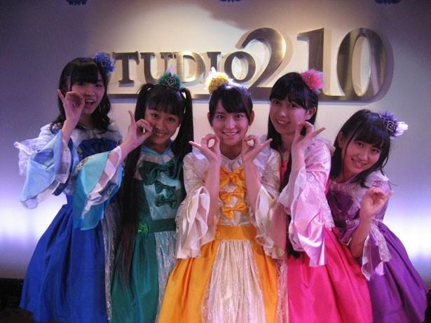 12月21日に1stアルバム『まいど!おおきに!』をリリースした「たこやきレインボー」