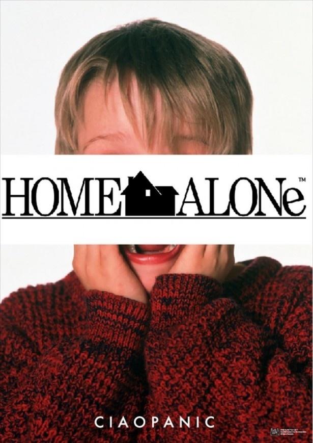 アパレルブランド「Ciaopanic」とクリスマスコメディ映画「ホームアローン」の異色コラボが実現