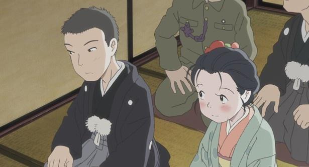 広島から呉へと嫁いでいく主人公・すずの声を、女優・のんが担当した