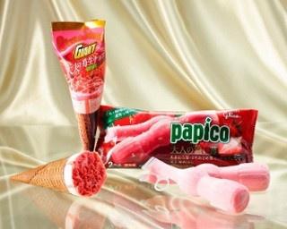 こだわり素材を使った「大人アイスシリーズ」からイチゴの甘酸っぱい味わいが楽しめる新フレーバーが登場