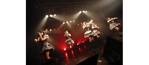 魅裏怨の世界をライブや朗読で表現!「ミリオンライブ!」TA03発売記念イベント
