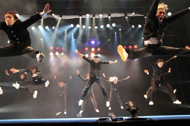 コンドルズの20周年記念公演「20th Century Toy ~OSAKA~」が12月24日(土)と25日(日)に上演