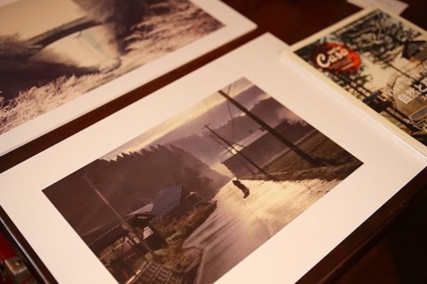 日常を写真に収める遠山さん。「これなら毎日見ていても絶対飽きないだろうなと思った」