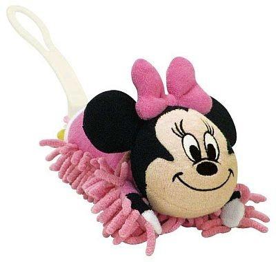 ピンクのリボンがかわいい!ミニーマウスのグローブクリーナー