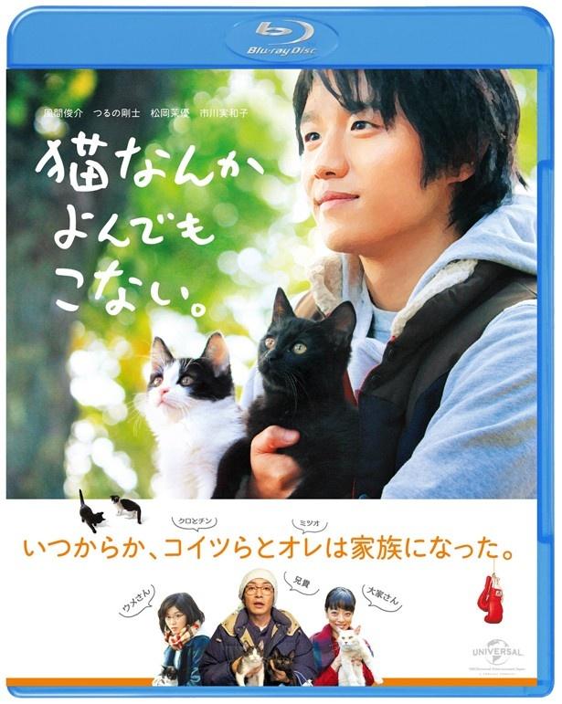 『猫なんかよんでもこない。』のBlu-ray&DVDは現在発売中