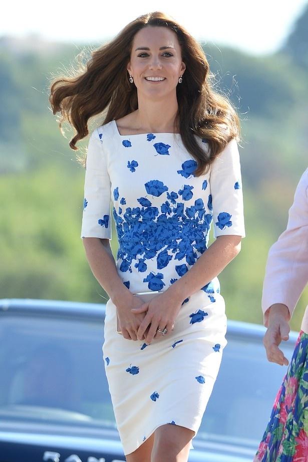 ファッションやライフスタイルなど様々なことで注目されるキャサリン妃