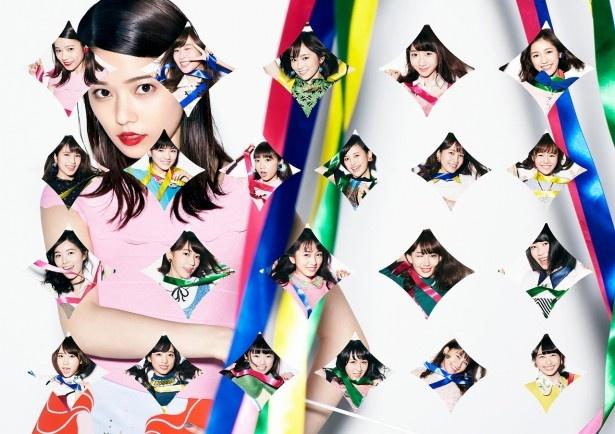 AKB48がUSJの人気キャラクターとのコラボ&マネキンチャレンジを披露!