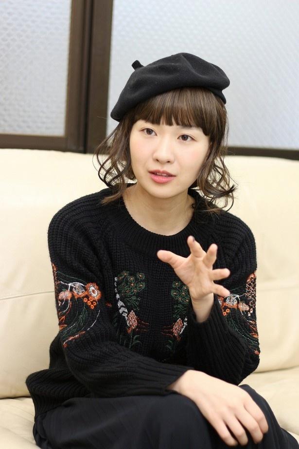 【写真を見る】土村芳は「新体操と同じくらい没頭していたのは芝居だった」から女優の道を選んだ?