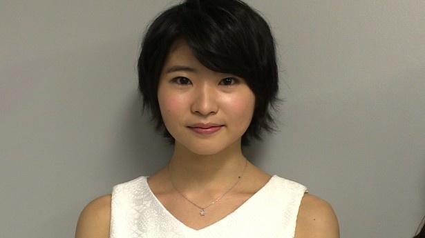 モーニング娘。'16に新メンバーとして加入した加賀楓
