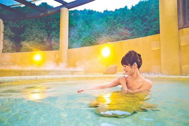 大自然に囲まれた名湯・牛滝温泉 いよやかの郷(大阪・岸和田)
