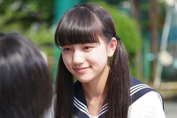 オーディションで約3万人の中から選ばれた美少女・清原果耶(『3月のライオン』)
