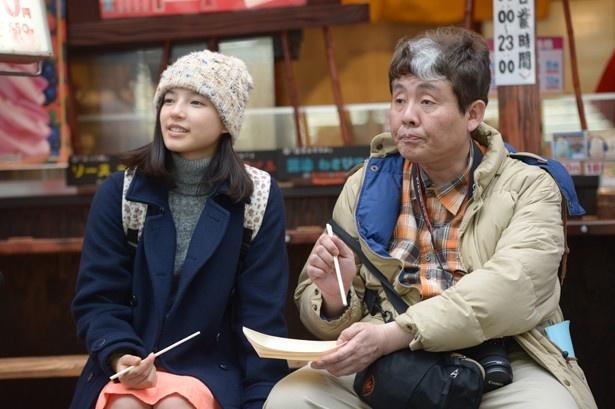 柳家喬太郎が映画初主演を務める『スプリング、ハズ、カム』
