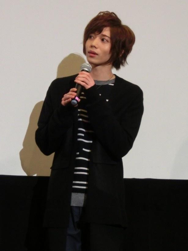 染谷は「役と一緒に年をとっているので、あえて(1作目、2作目と)変わらず(撮影に)挑みました」と撮影を振り返った