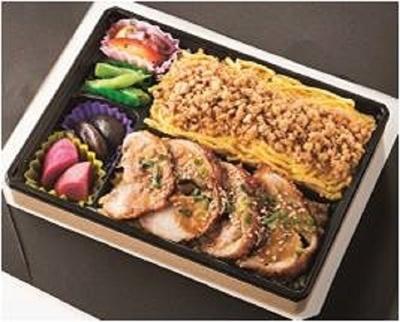 「ゑびすDaikoku」の「鶏2(とりとり)のっけ膳」(1300円)