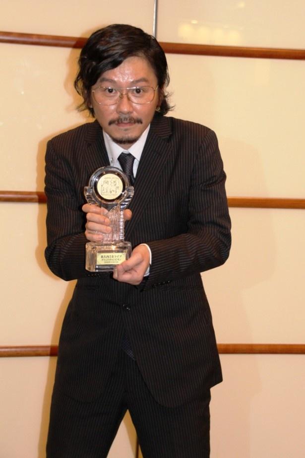 「新人内さまライブ チャンピオン大会2016」で優勝したマツモトクラブ