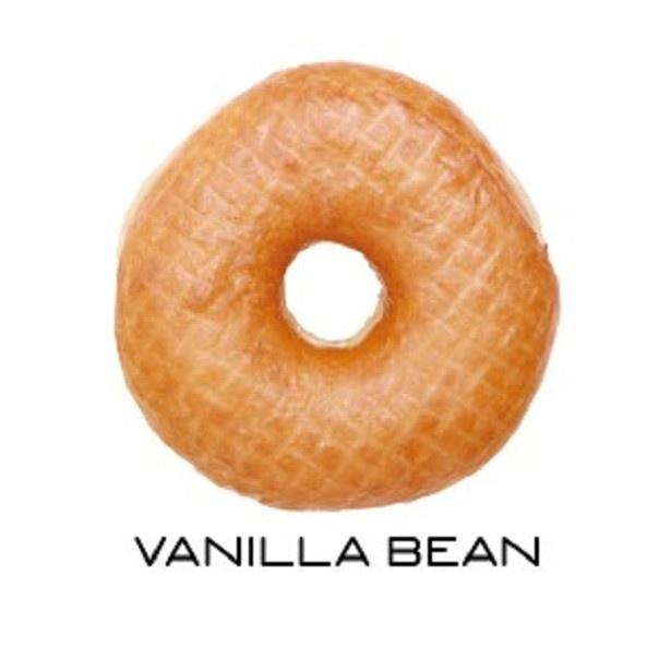 定番ドーナッツで人気No.1の「バニラビーンズ(ベーカリードーナッツ)」(290円)