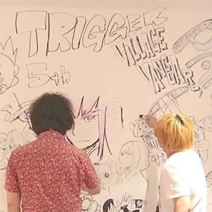 TRIGGERライブペインティング動画が公開!