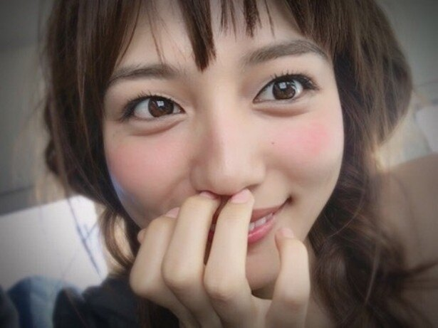 川口春奈がオフィシャルブログを更新した