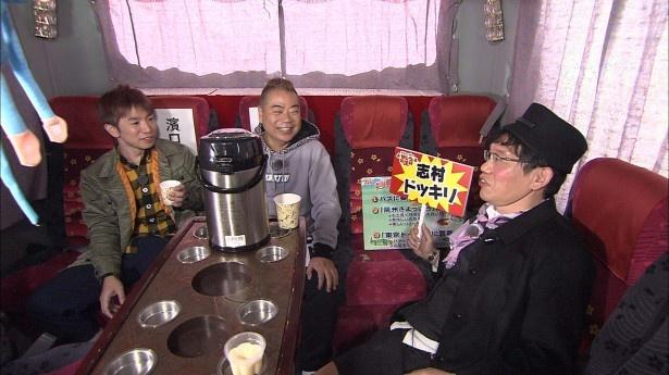 元日特番「志村&所の戦うお正月」で出川哲朗&濱口優にドッキリを敢行!