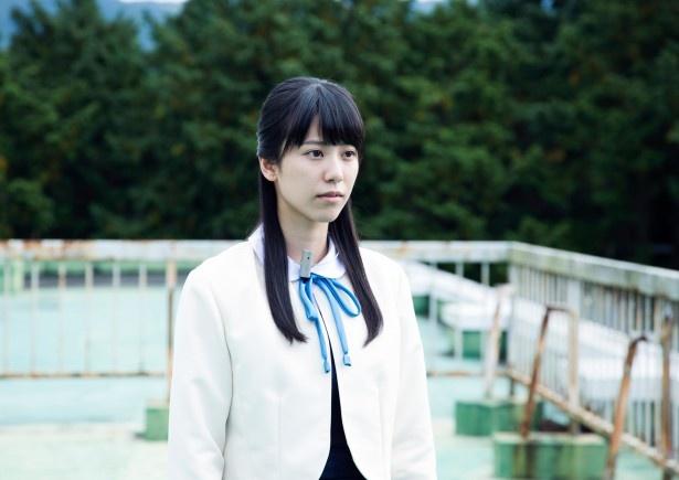 ドラマ「チア☆ドル」で主演を務めた溝口恵