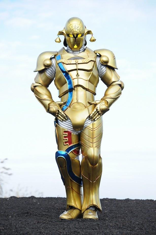 テンビンゴールド/バランスは怪盗で機械生命体