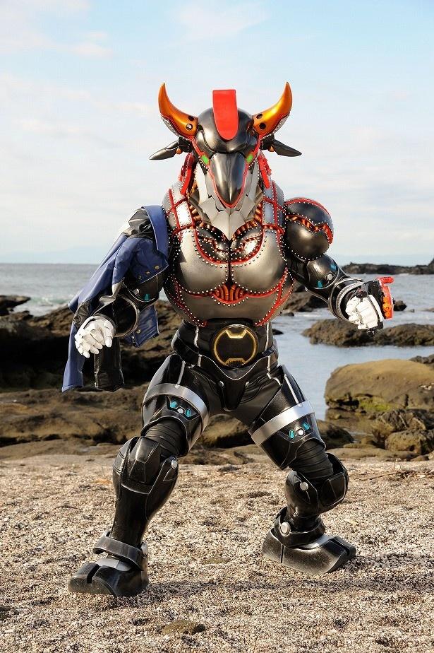 オウシブラック/チャンプはロボットレスリングのチャンピオン