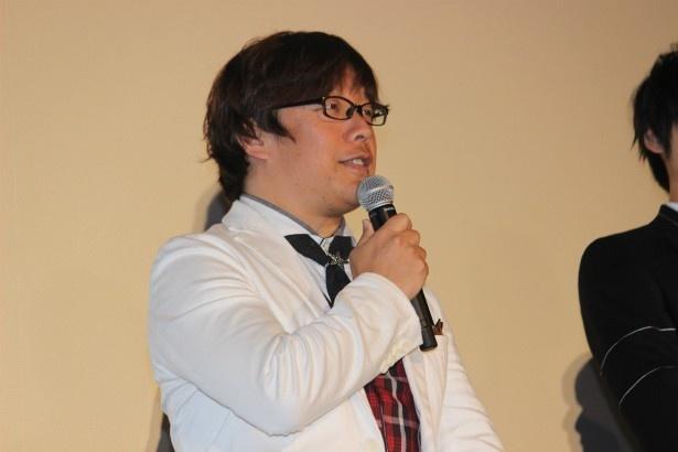 メガホンをとった三木孝浩監督